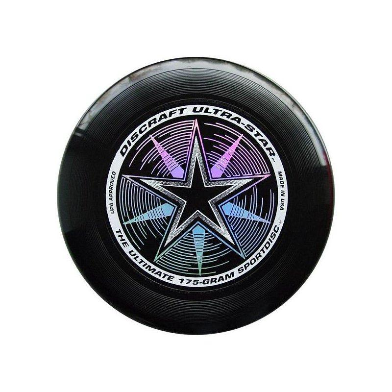 Frisbee Discraft Ultra-Star 175 Černý