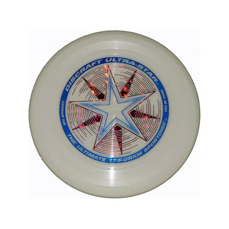 Frisbee Discraft Ultra-Star 175 Fosforový