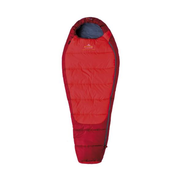 Spací pytel Pinguin Comfort Junior Barva: Červená, Strana zipu: Levý zip
