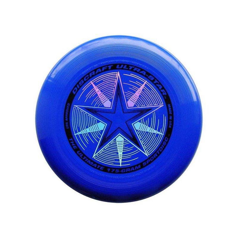Frisbee Discraft Ultra-Star 175 Modrá