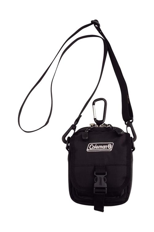 Taška přes rameno Coleman Zoom (černá)