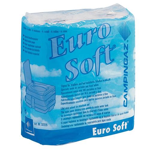 Speciální toaletní papír Campingaz Euro Soft (4 role)