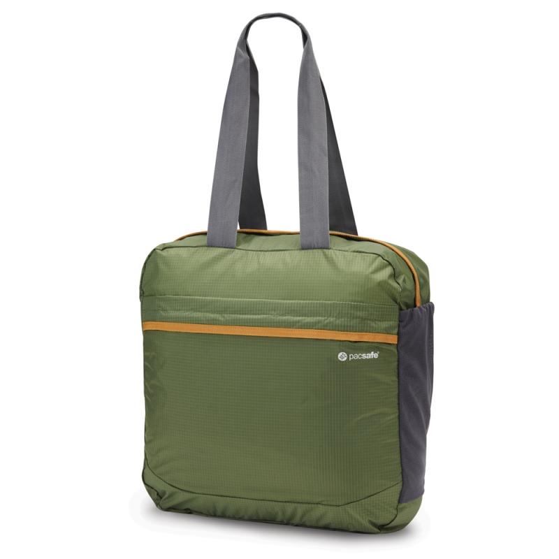 Pacsafe Pouchsafe PX25 olive skládací taška přes rameno - výprod