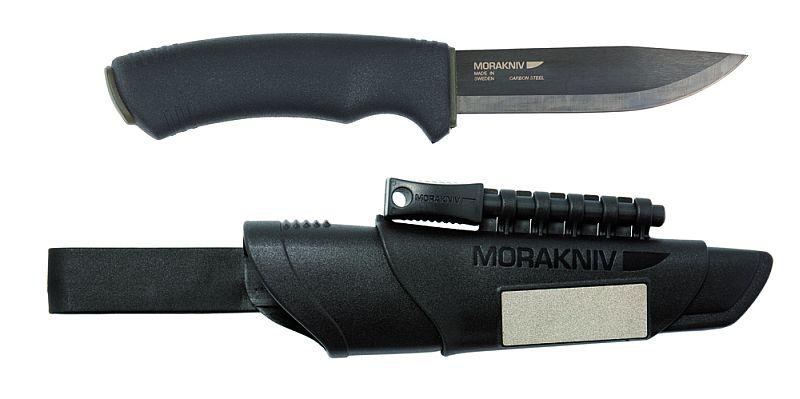 Morakniv nůž Bushcraft Survival Black
