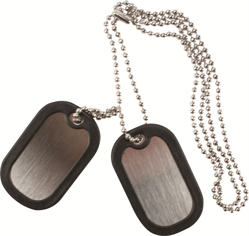 BCB Adventure psí známky Dog Tags