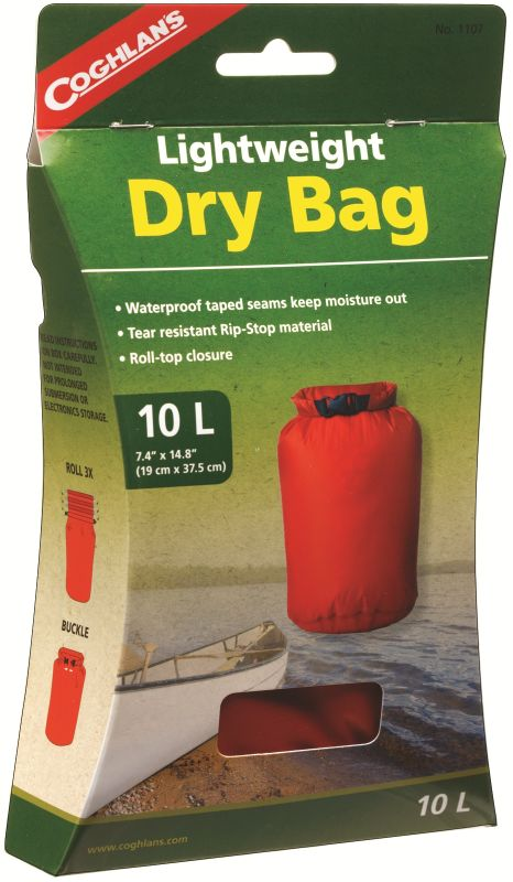 Coghlan´s vodácký vak Lightweight Dry Bag 10l
