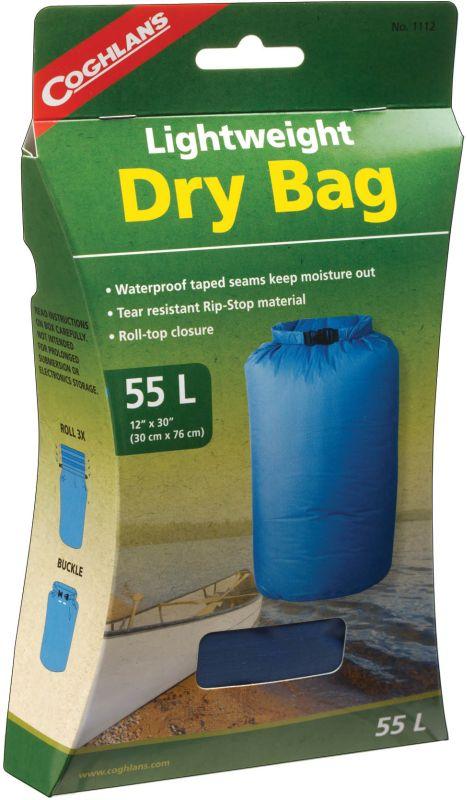 Coghlan´s vodácký vak Lightweight Dry Bag 55l
