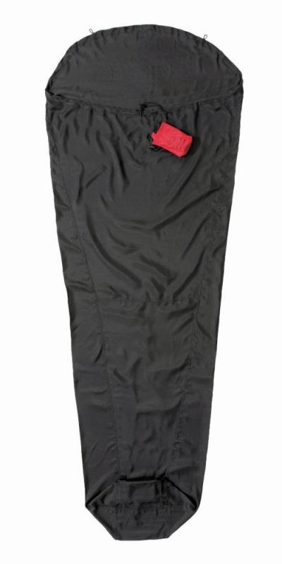 Cocoon expediční vložka do spacího pytle size 1 black