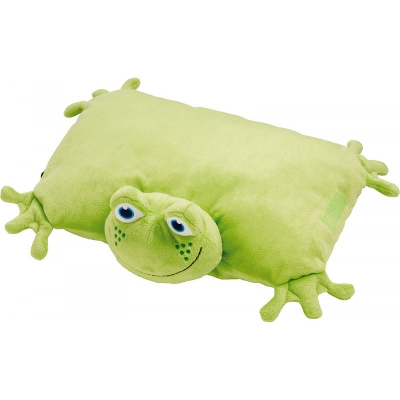 Go Travel dětský skládací polštářek Froggie