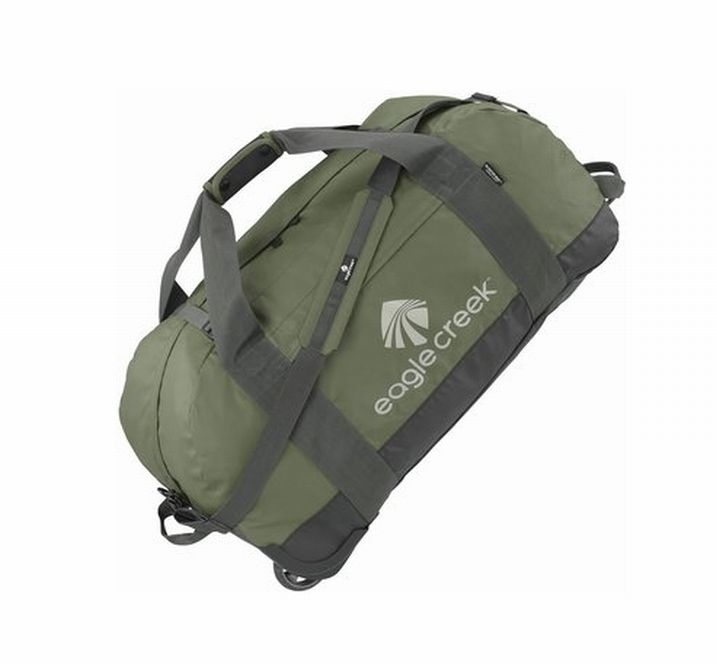 Eagle Creek No Matter What Flashpoint Rolling Duffel L olive
