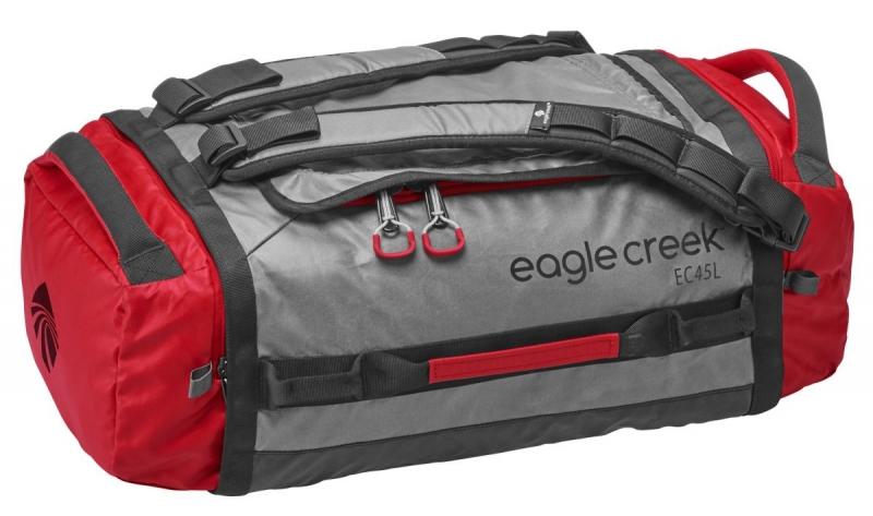 Eagle Creek taška/batoh Cargo Hauler Duffel 45l cherry