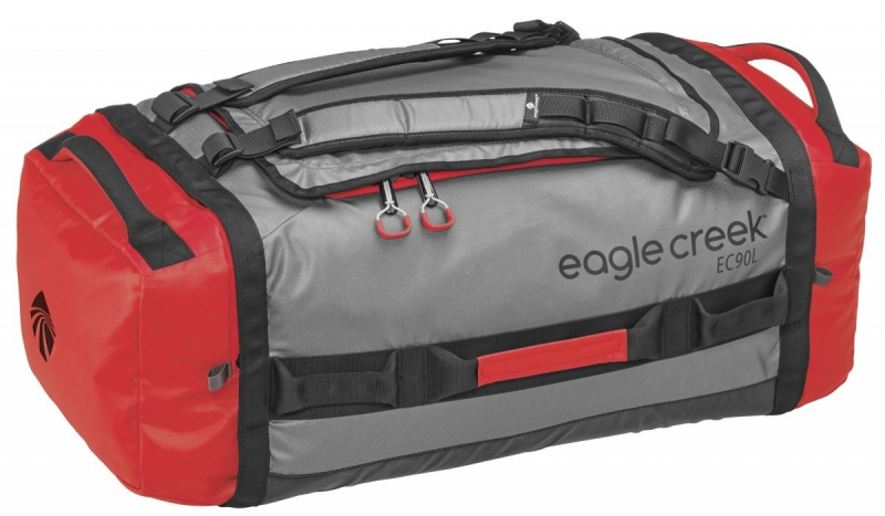 Eagle Creek taška/batoh Cargo Hauler Duffel 90l cherry