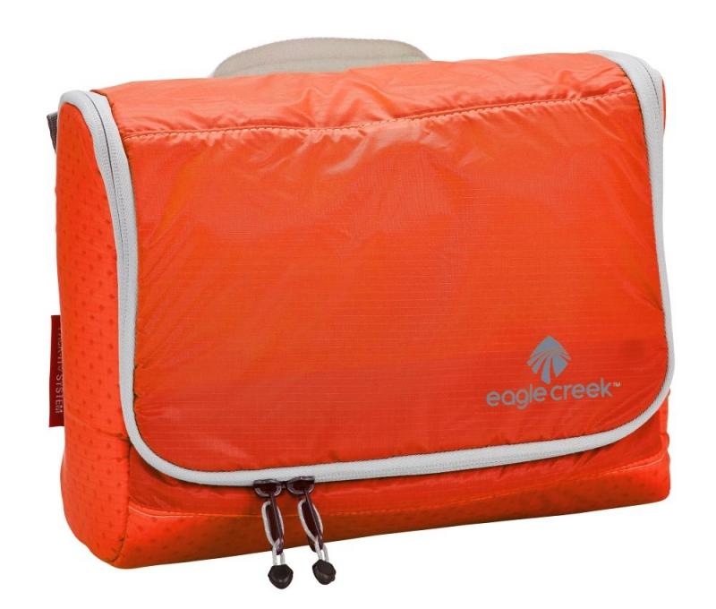 Eagle Creek toaletní taška Pack-It Specter On Board flame orange