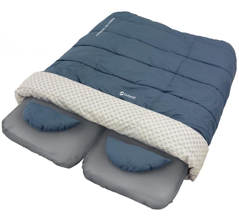 Outwell spací matrace Caress Double - výprodej