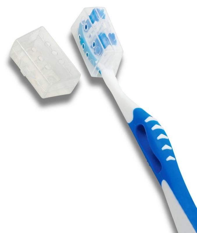 TravelSafe kryty na zubní kartáčky Tootbrush Covers
