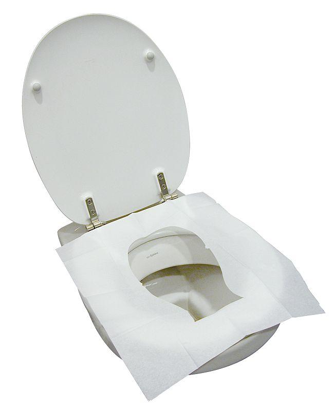 TravelSafe pokrývka WC sedátka