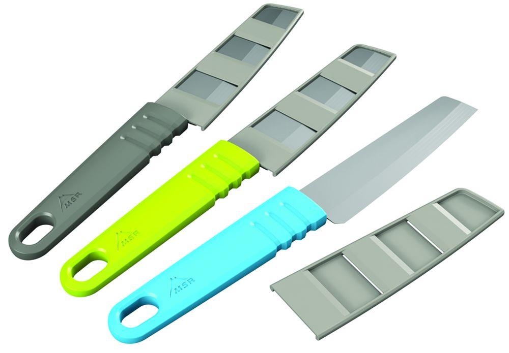 Nůž MSR Alpine Kitchen Knife Barva: Gray