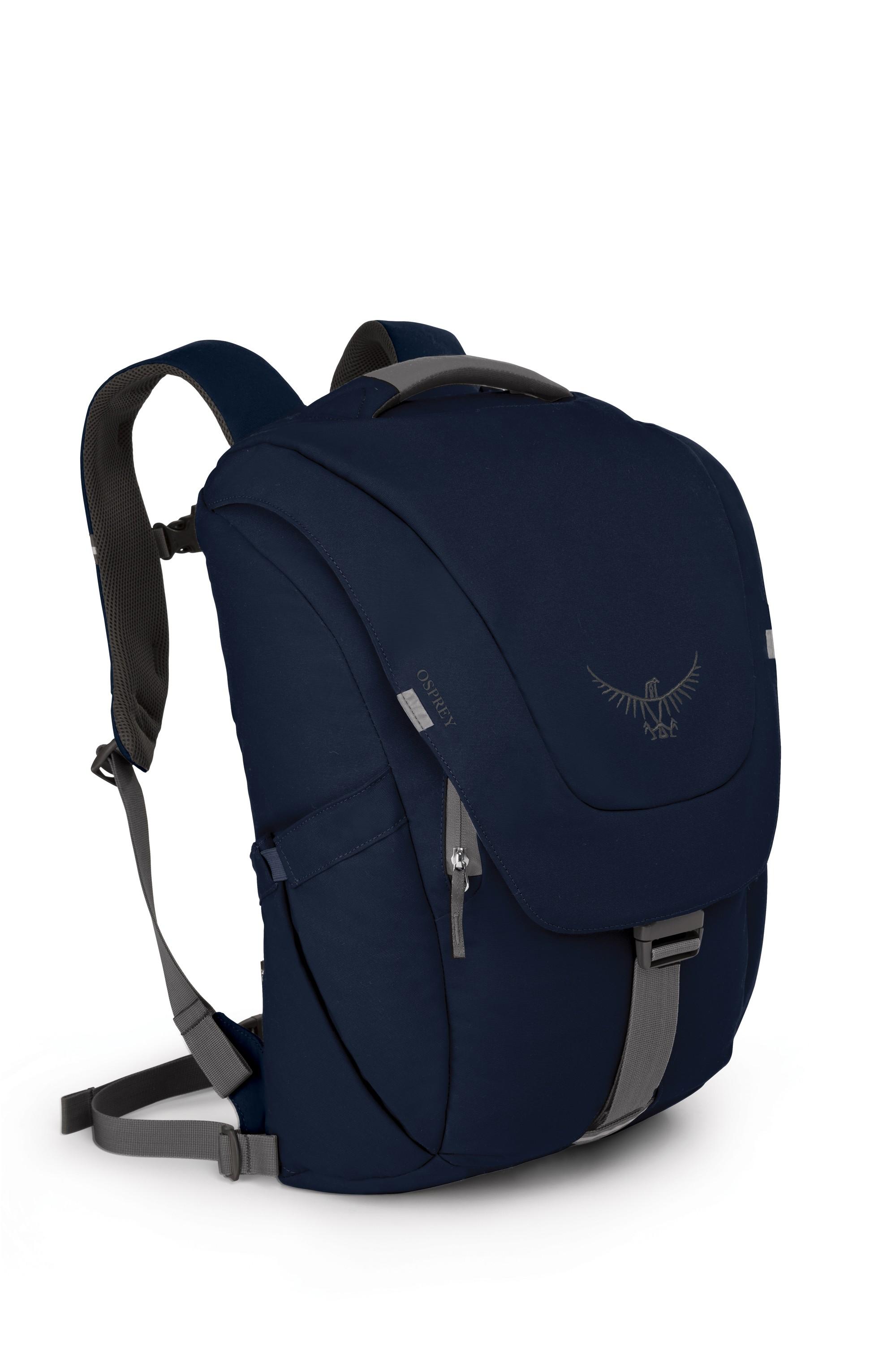 Batoh Osprey Flap Jack Pack Barva: Twilight Blue