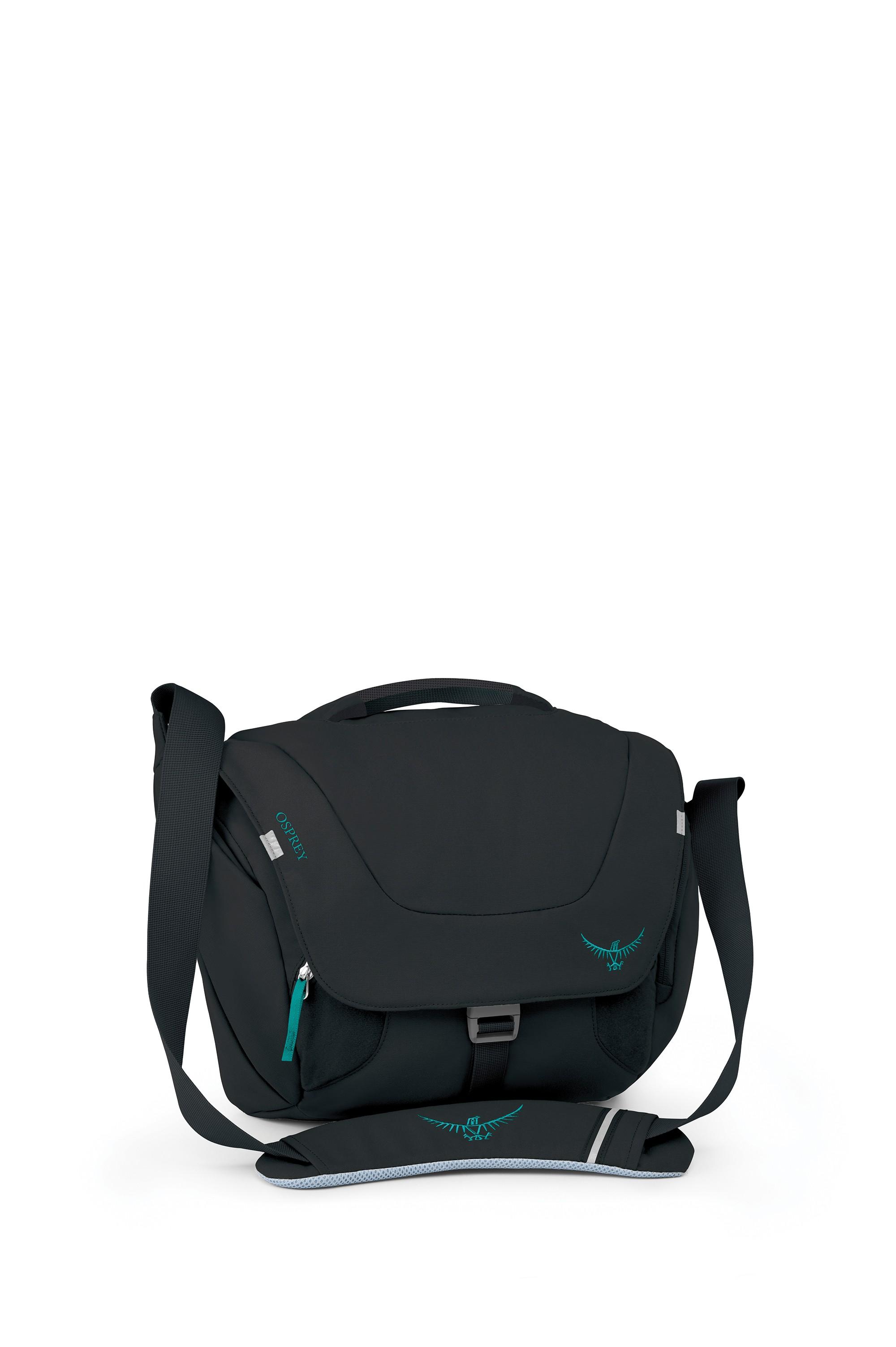 Taška Osprey Flap Jill Courier Mini New Barva: Black