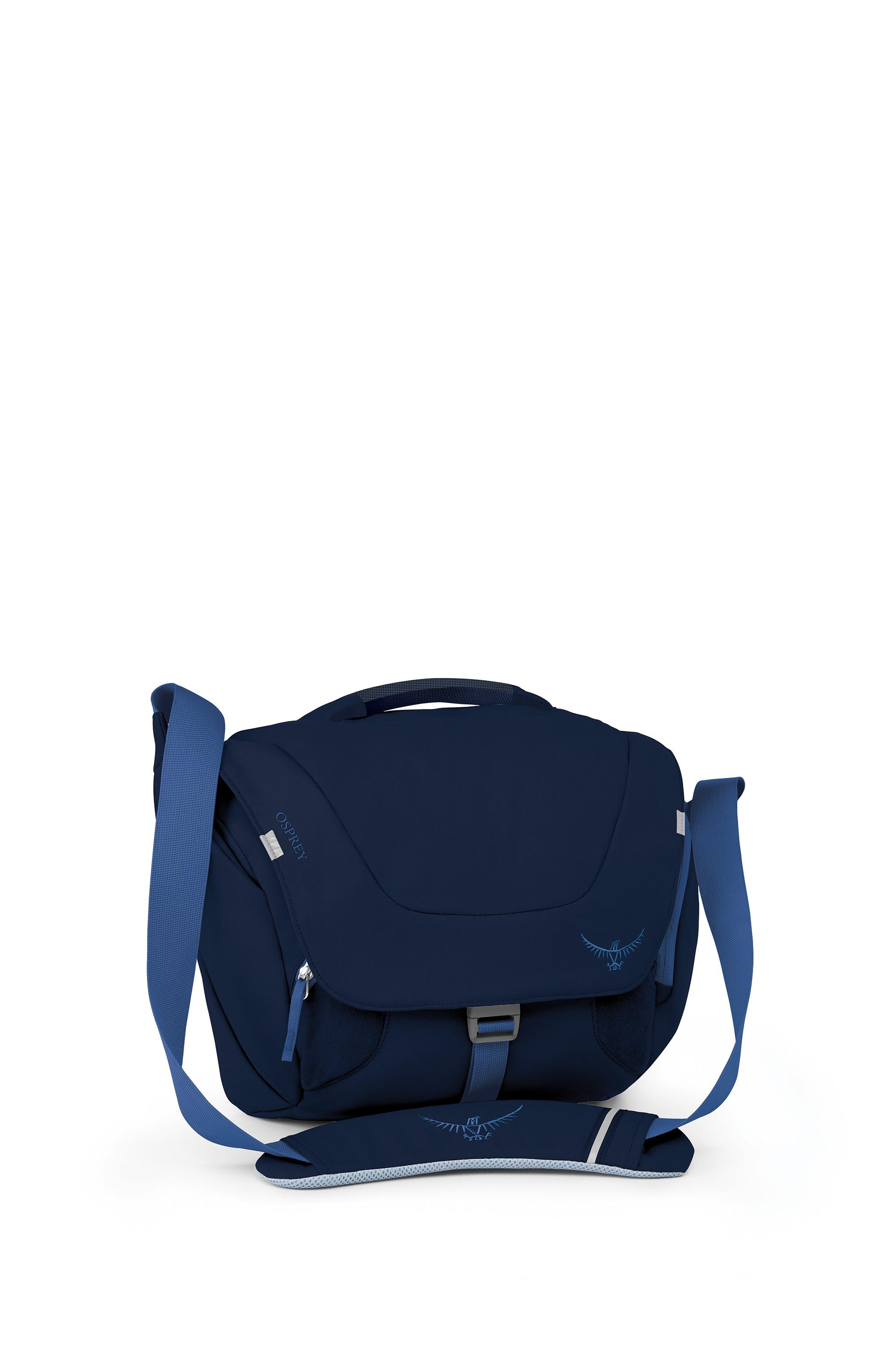 Taška Osprey Flap Jill Courier Mini Barva: Twilight Blue