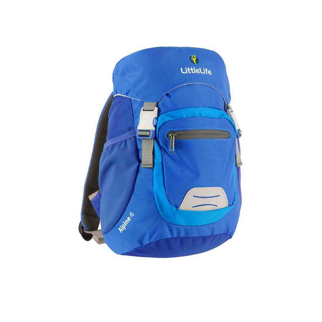 Dětský batoh LittleLife Alpine 4 Kids Daysack Barva: Blue