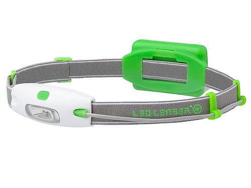 Čelovka Led Lenser NEO Barva: Zelená