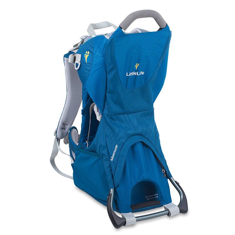 Dětská sedačka LittleLife Adventurer Child Carrier 2017 Barva: Blue