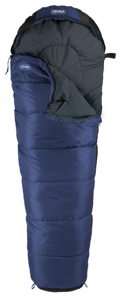 Spací pytel Prima Junior 300 Barva: Modrá, Strana zipu: Levý zip