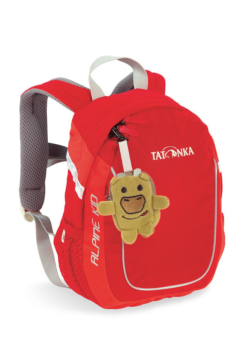 Dětský batoh Tatonka Alpine Kid Barva: Red