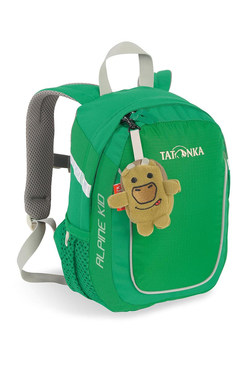 Dětský batoh Tatonka Alpine Kid Barva: Lawn Green