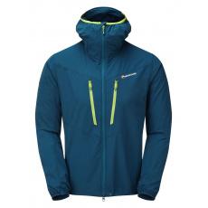 Montane ALPINE EDGE JKT-NARWHAL BLUE-S pánská bunda modrá