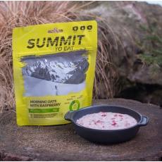 Summit To Eat Ovesná kaše s malinami