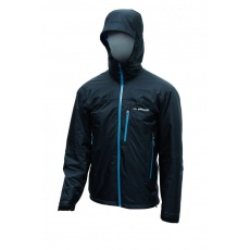 Zateplená bunda Pinguin Alaska Jacket Black / Petrol