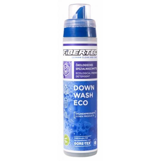 Prací prostředek Fibertec Down Wash 250 ml.
