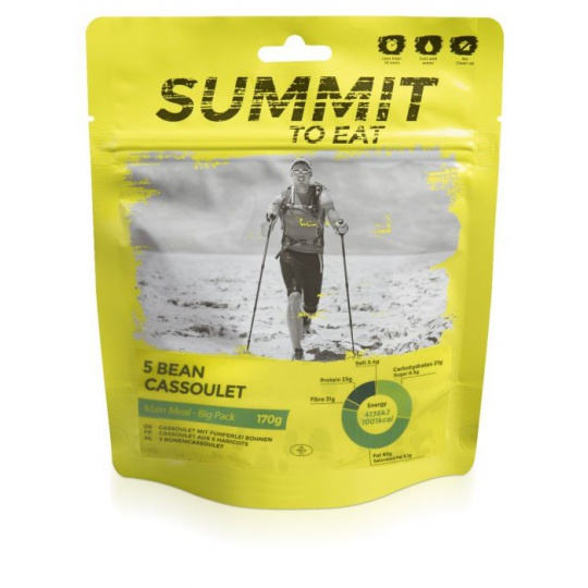 Summit to Eat Fazolový kotlík Double