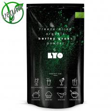 Vysokohorský ječmen v prášku Lyo Food