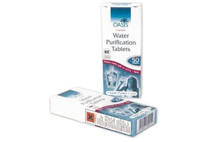 BCB Adventure tablety na čištění vody Water Purification