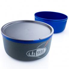 Sada Miska a Hrnek GSI Outdoors Ultralight Nesting Bowl + Mug