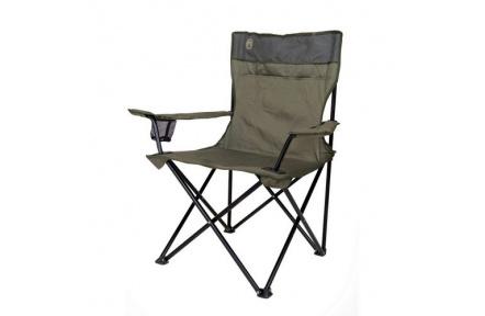 Kempinkové křeslo Coleman Standard Quad Chair (zelená)