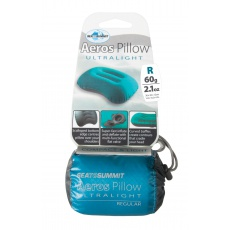 Nafukovací polštářek Sea To Summit Aeros Pillow Ultralight Regular
