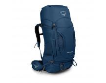 Komfortní truristický batoh Osprey Kestrel 68 Loch Blue (modrá)