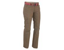 Dámské kalhoty Warmpeace Elkie neukončená délka