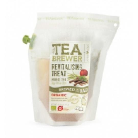 Čaj Grower´s Cup revitalising se zázvorem, citronovou trávnou a skořicí
