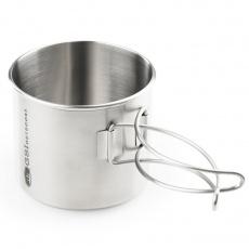 Hrnek GSI Outdoors Glacier Stainless Bottle Cup/Pot 591ml