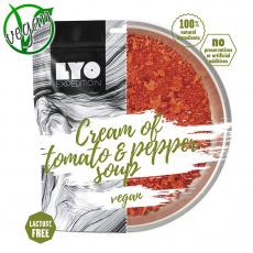 Krémová Rajská Polévka s Paprikou Lyo Food