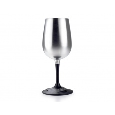 Nerezová sklenice GSI Outdoors Glacier Stainless Nesting Wine Glass