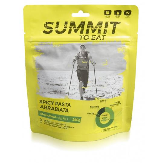 Summit to Eat Pikantní těstoviny Arrabiata Double
