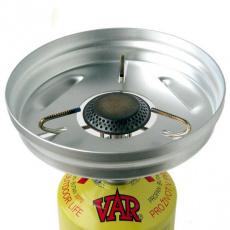 Závětří a stabilizátor k vařiči VAR II