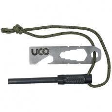 Křesadlo UCO Survival Fire - černá