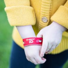 Identifikační Náramek Littlelife Safety ID Strap